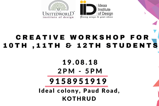 Joint Creative Workshop with UID(United world Institute of Design)