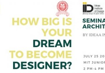 Seminar on Career in Architecture & Design- MIT Junior College
