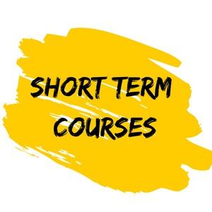 Design short term courses pune