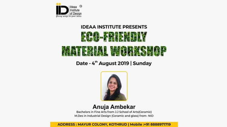 Eco -Friendly Material Workshop
